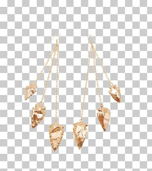 Earring Necklace Pearl Jewellery Gold PNG