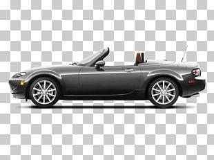 2017 Mazda MX-5 Miata RF 2008 Mazda MX-5 Miata Car Retractable Hardtop PNG