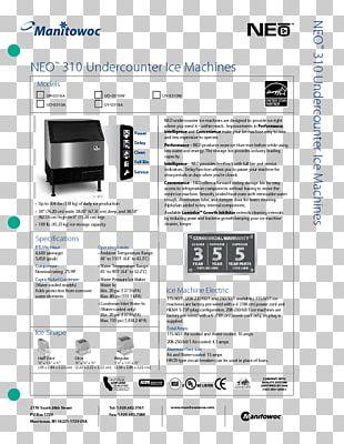 The Manitowoc Company Ice Makers Machine Enodis Ltd PNG