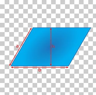 Area Triangle Parallelogram Perimeter PNG