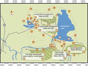 Arrowhead Provincial Park Ontario Parks Sandbanks Provincial Park Pinery Provincial Park Map PNG
