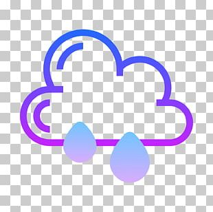 Computer Icons Rain Cloud Lightning PNG