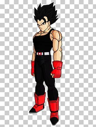 Baby Vegeta Goku Majin Buu Dragon Ball Heroes PNG