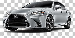 2018 Lexus GS Car Lexus LS Luxury Vehicle PNG
