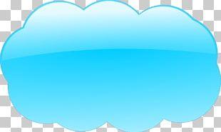 Sky Cloud Blue PNG