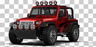Car Tuning 2017 Jeep Wrangler Sport Utility Vehicle PNG