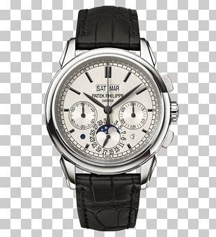 Grande Complication Patek Philippe & Co. Perpetual Calendar Chronograph PNG