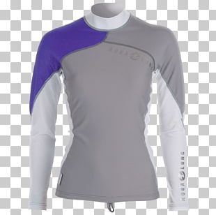 Rash Guard Scuba Diving Scuba Set Wetsuit T-shirt PNG