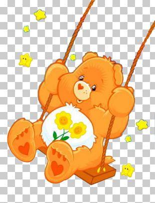 Care Bears Cartoon Animated Series Wish Bear PNG