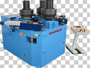 Machine Tool Angle Cylinder PNG