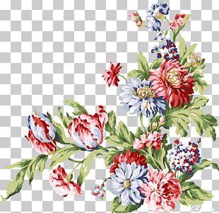 Paper Flower Vintage Clothing Floral Design PNG