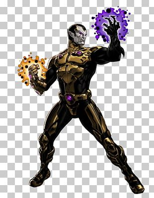 Marvel: Avengers Alliance Thanos Thane Marvel Comics Infinity PNG