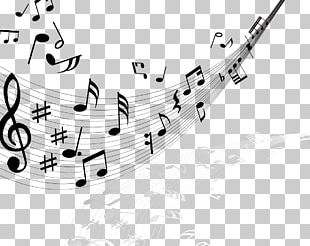 Musical Note Staff Clef PNG
