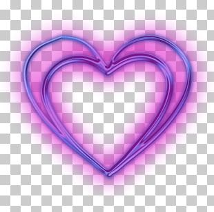 Purple Heart PNG