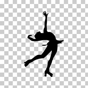Figure Skating Club Ice Skating Decal Sticker PNG