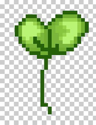 Pixel Art Heart PNG