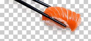 Salmon Sushi On Sticks PNG