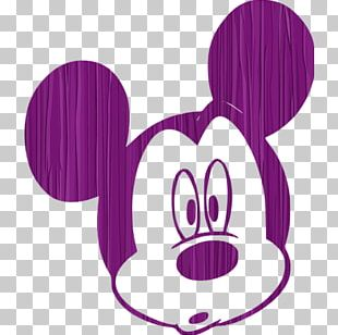 Mickey Mouse Minnie Mouse Black And White PNG