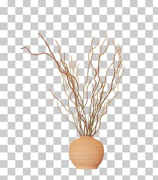 Bonsai Vase Computer File PNG