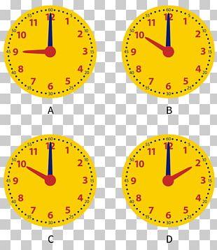 Clock Analog Signal .de Time Digital Data PNG