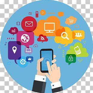 Digital Marketing Mobile Marketing Public Relations PNG