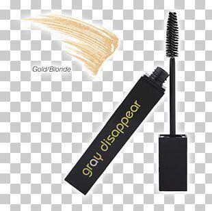 Gray Disappear Hair Mascara Human Hair Color Hair Coloring Blond PNG