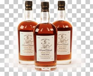 Liqueur Kooper Family Whiskey Co. Dripping Springs Rye Whiskey PNG