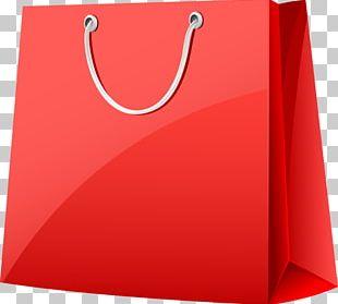 Paper Shopping Bag Brand PNG