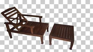 Table Recliner Chair Foot Rests Garden Furniture PNG