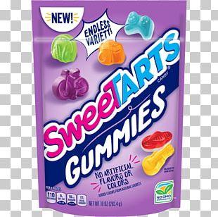 Gummi Candy Breakfast Cereal Junk Food SweeTarts PNG