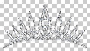 Headpiece Tiara Crown Jewellery Diamond PNG