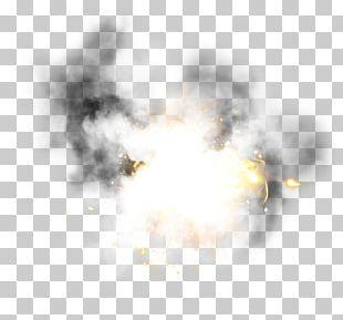 Nuclear Explosion Desktop PNG