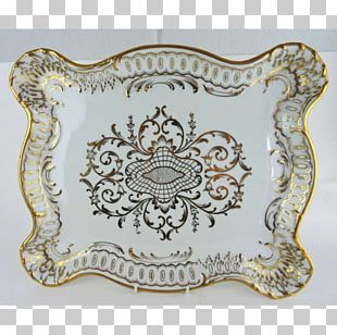 Platter Porcelain Place Mats Brown PNG