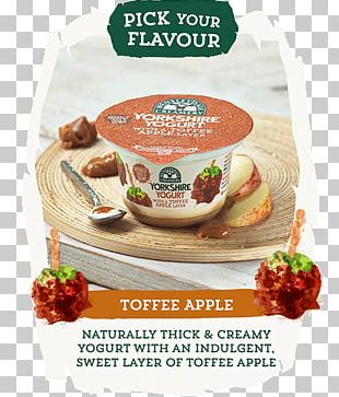Candy Apple Food Flavor Fruit Curd Cream PNG
