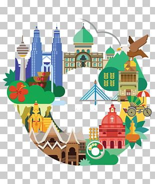 Malaysia Graphic Design Illustration PNG