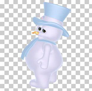 Water Bird Snowman Flightless Bird Headgear PNG