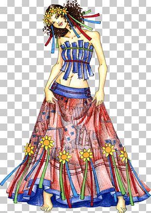 Fashion Illustration 1960s Clothing Fashion Design PNG