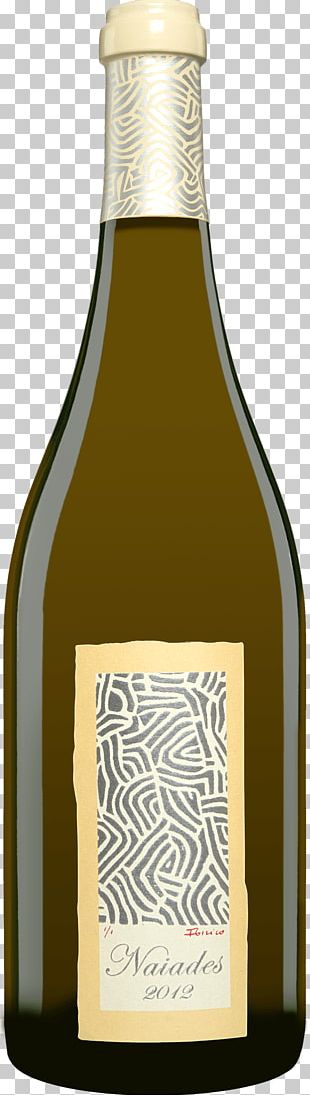 Liqueur White Wine Bottle Beer PNG