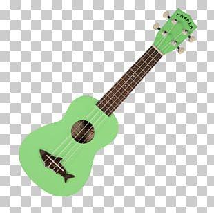 Makala Shark Soprano Ukulele Musical Instruments String Instruments PNG