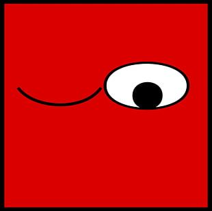 Wink Eye Animation PNG