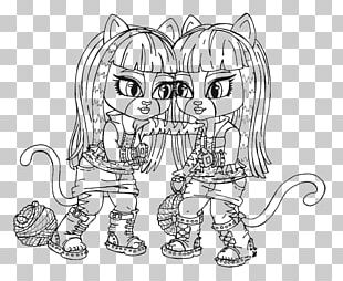 Colouring Pages Coloring Book Monster High Doll Infant PNG