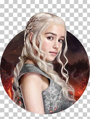 Daenerys Targaryen Game Of Thrones Digital Art PNG