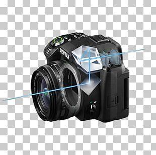 Digital SLR Pentax K-S2 Camera Lens PNG