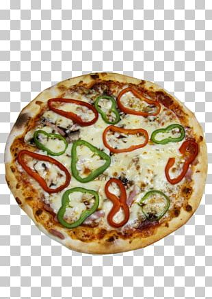 California-style Pizza Sicilian Pizza Tarte Flambée Cuisine Of The United States PNG