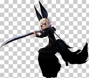 Blade & Soul Legendary Creature Mythology Figurine PNG