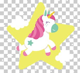 Unicorn White Euclidean PNG