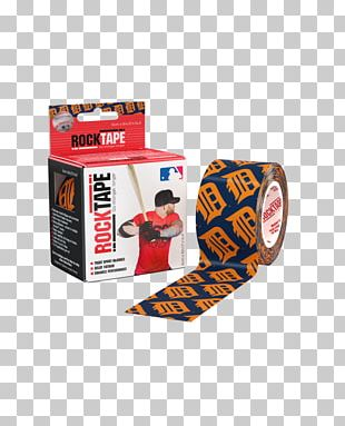 Elastic Therapeutic Tape MLB Detroit Tigers Chicago Cubs Cincinnati Reds PNG