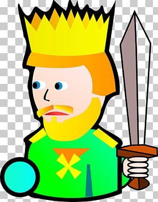King Roi De Carreau PNG