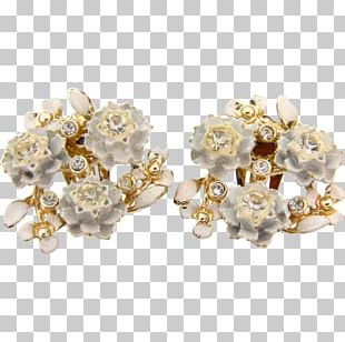 Earring Body Jewellery Pearl Jewelry Design PNG