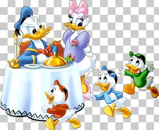 Daisy Duck Donald Duck Minnie Mouse Mickey Mouse Duck Family PNG